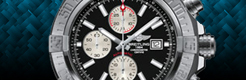 Buy discounted watches by Breitling