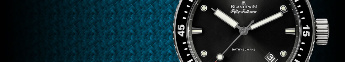 Buy Blancpain watches online