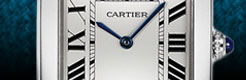 cheap watches by Cartier on sale
