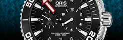 Oris divers watches and marine watches for sale