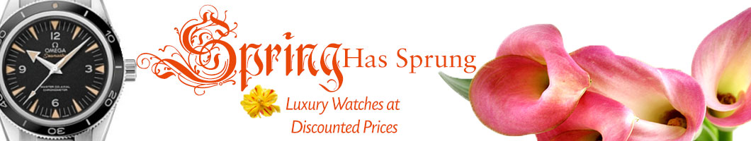 The Watch Source - Summer Luxury Watch Sale