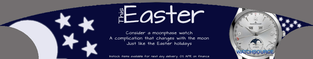 The Watch Source - Easter promotion