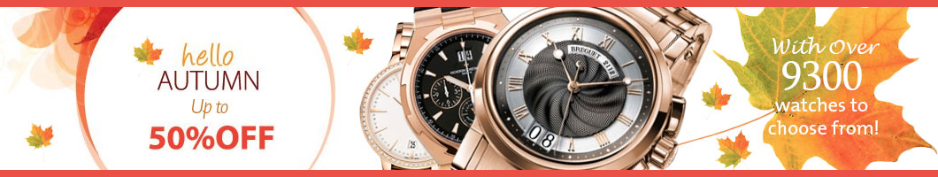 The Watch Source - Autumn promotion
