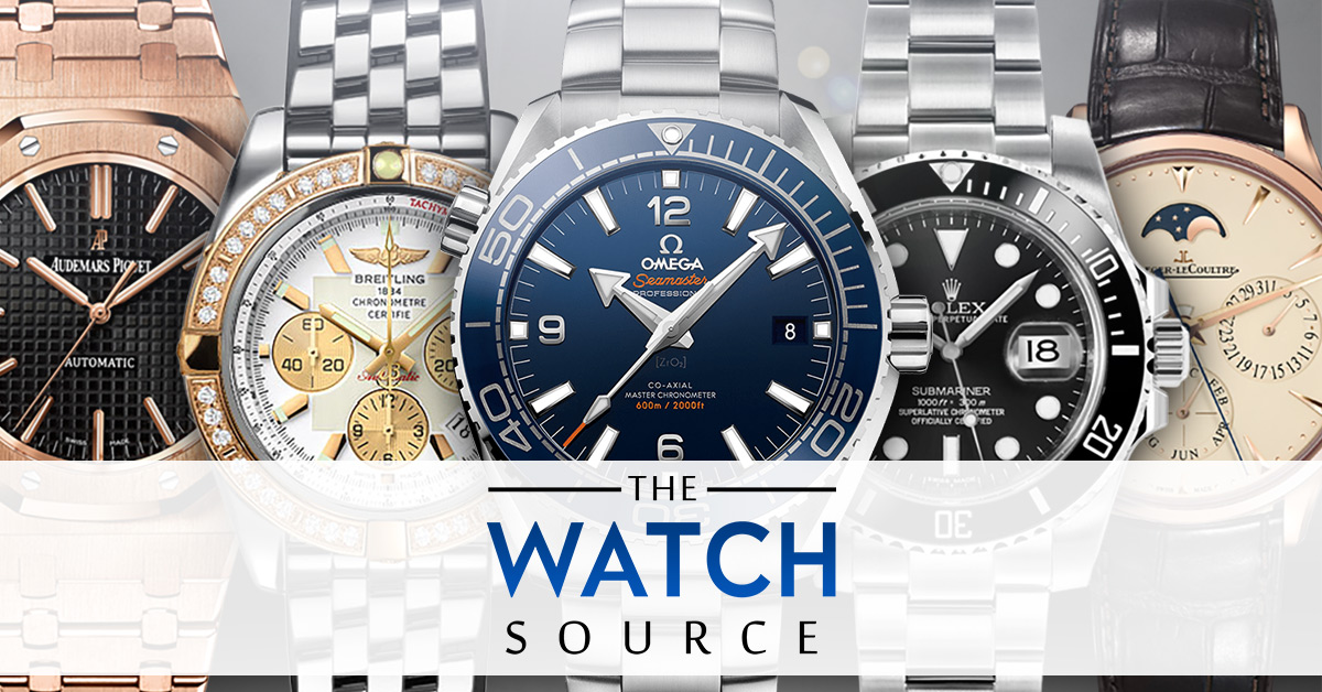 The Watch Source - Discounted Swiss Luxury Watches