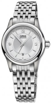 Oris Classic Date 28.5mm 01 561 7650 4031-07 8 14 61 watch