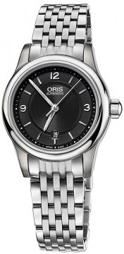 Oris Classic Date 28.5mm 01 561 7650 4034-07 8 14 61 watch
