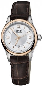 Oris Classic Date 28.5mm 01 561 7650 4331-07 5 14 10 watch