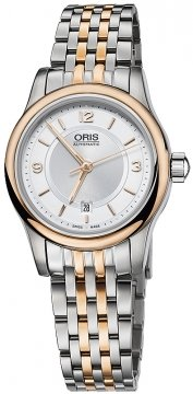 Oris Classic Date 28.5mm 01 561 7650 4331-07 8 14 63 watch