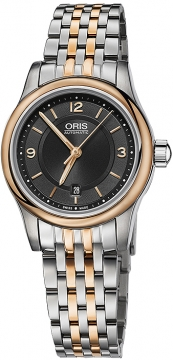 Oris Classic Date 28.5mm 01 561 7650 4334-07 8 14 63 watch