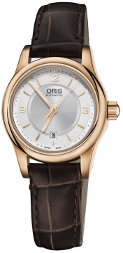 Oris Classic Date 28.5mm 01 561 7650 4831-07 6 14 10 watch