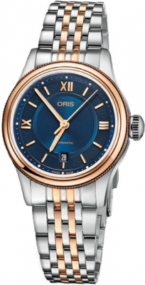 Oris Classic Date 28.5mm 01 561 7718 4375-07 8 14 12 watch