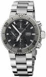 Oris Aquis Titan Chronograph 46mm 01 674 7655 7253-07 8 26 75PEB watch