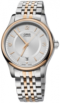 Oris Classic Date 37mm 01 733 7578 4331-07 8 18 63 watch