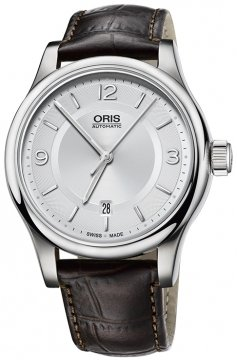 Oris Classic Date 42mm 01 733 7594 4031-07 5 20 12 watch
