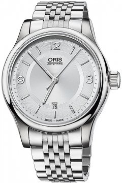 Oris Classic Date 42mm 01 733 7594 4031-07 8 20 61 watch