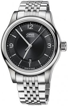 Oris Classic Date 42mm 01 733 7594 4034-07 8 20 61 watch