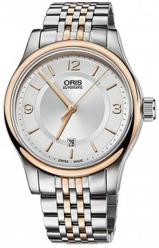 Oris Classic Date 42mm 01 733 7594 4331-07 8 20 63 watch