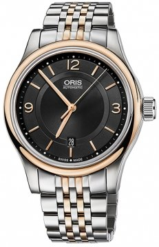 Oris Classic Date 42mm 01 733 7594 4334-07 8 20 63 watch