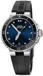 Oris Aquis Date Diamonds 36mm 01 733 7652 4195-07 4 18 34 watch
