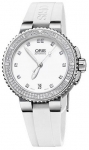 Oris Aquis Date Diamonds 36mm 01 733 7652 4991-07 4 18 31 watch