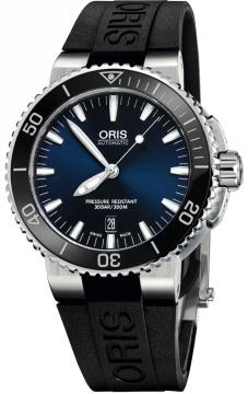 Thread: Oris Aquis Date Black 43mm