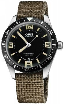 Oris Divers Sixty-Five 40mm 01 733 7707 4064-07 5 20 22 watch