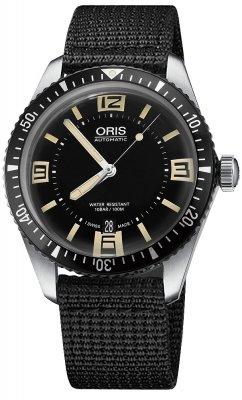 Oris Divers Sixty-Five 40mm 01 733 7707 4064-07 5 20 24 watch