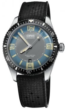 Oris Divers Sixty-Five 40mm 01 733 7707 4065-07 4 20 18 watch