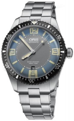 Oris Divers Sixty-Five 40mm 01 733 7707 4065-07 8 20 18 watch