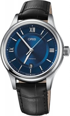 Oris Classic Date 42mm 01 733 7719 4075-07 5 20 35 watch