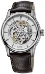 Oris Artelier Skeleton 01 734 7670 4051-07 1 21 73FC watch