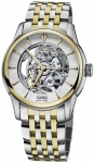 Oris Artelier Skeleton 01 734 7670 4351-07 8 21 78 watch