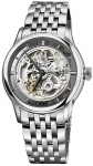Oris Artelier Translucent Skeleton 01 734 7684 4051-07 8 21 77 watch