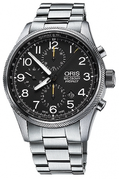 Oris Big Crown ProPilot Chronograph 44mm 01 774 7699 4134-07 8 22 19 watch