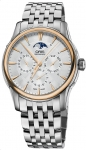 Oris Artelier Complication 01 582 7689 6351-07 8 21 77 watch