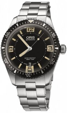 Oris Divers Sixty-Five 40mm 01 733 7707 4064-07 8 20 18 watch