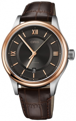 Oris Classic Date 42mm 01 733 7719 4373-07 5 20 32 watch