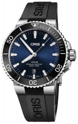 Oris Aquis Date 43.5mm 01 733 7730 4135-07 4 24 64EB watch