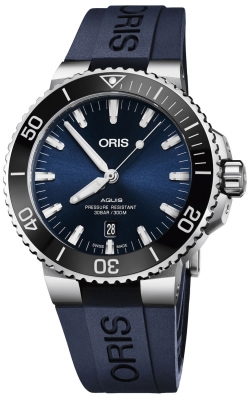 Oris Aquis Date 43.5mm 01 733 7730 4135-07 4 24 65EB watch