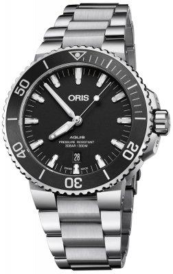 Oris Aquis Date 43.5mm 01 733 7730 4154-07 8 24 05PEB watch