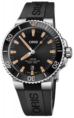 Oris Aquis Date 43.5mm 01 733 7730 4159-07 4 24 64EB watch