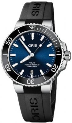 Oris Aquis Date 39.5mm 01 733 7732 4135-07 4 21 64FC watch