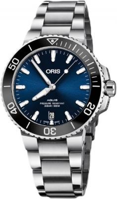 Oris Aquis Date 39.5mm 01 733 7732 4135-07 8 21 05PEB watch