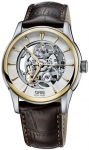 Oris Artelier Skeleton 01 734 7670 4351-07 1 21 73FC watch