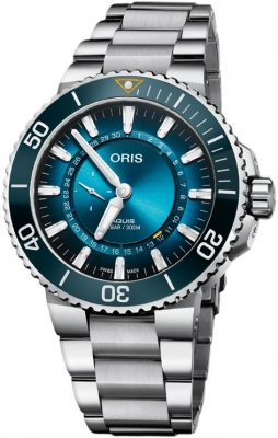 Oris Great Barrier Reef 01 743 7734 4185-Set watch