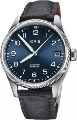 Oris Big Crown ProPilot Date 41mm 01 751 7761 4065-07 3 20 05LC watch