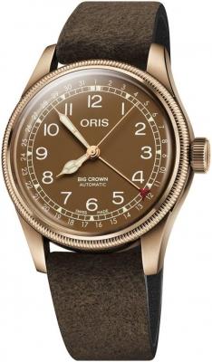 Oris Big Crown Pointer Date 40mm 01 754 7741 3166-07 5 20 74br watch