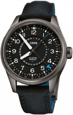 Oris Big Crown ProPilot Date 41mm 01 798 7768 4284-Set watch