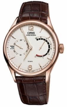 Oris Artelier Calibre 111 01 111 7700 6061-07 1 23 86 watch