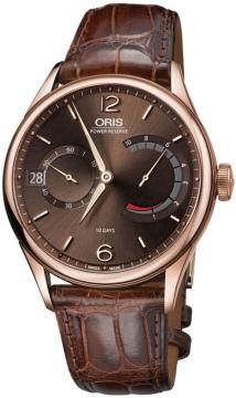 Oris Artelier Calibre 111 01 111 7700 6062-07 1 23 76 watch